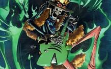 One Piece: Thành quả sau 2 năm tập luyện, Brook