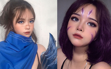 Thánh nữ makeup Kai'Sa lại tái xuất, lần này đầu tư hẳn đạo cụ hóa thân thành 'Đấng' Yasuo phiên bản nữ