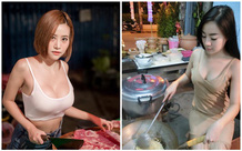 Ăn vận sexy đứng bán hàng - công thức để trở nên nổi tiếng, thành hot girl sau một đêm của nhiều cô gái