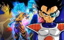 Dragon Ball Super: Broly gây bất ngờ lớn khi giới thiệu em trai Vegeta trở thành nhân vật canon