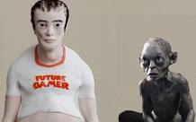 """Bộ ảnh sốc về sự """"tiến hóa"""" kinh khủng của con người sau 20 năm nữa, nếu quá nghiện game"""