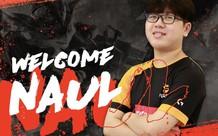 Team Flash chính thức công bố bản hợp đồng Naul, Kati vẫn được giữ lại