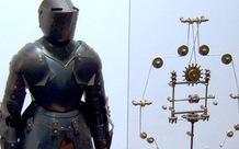 Những phát minh thể hiện trí tuệ siêu phàm của Leonardo da Vinci