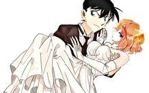 Thám tử lừng danh Conan: Ngắm loạt fan art mùi mẫn giúp fan của Shinichi và Haibara được toại nguyện