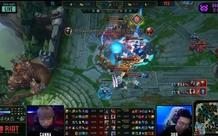 Hủy diệt FPX nhưng T1 vẫn phải ra về từ vòng bảng giải đấu Trung - Hàn Đại Chiến vì 'Yasuo không thiêng'