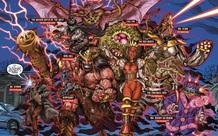 DC Comics: JSA trở lại, 7 vương quốc ma thuật sẽ xảy ra chiến tranh?