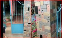 Sử dụng iPhone để ốp tường, căn nhà ở miền quê khiến dân mạng trầm trồ không ngớt