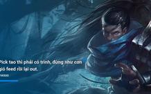 Funfact: Riot Games phải đặt biệt danh cho máy chủ Việt Nam vì playrate Yasuo của chúng ta quá cao