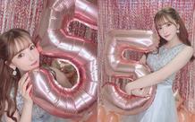 Yua Mikami kỷ niệm dấu mốc 5 năm, fan lũ lượt vào chúc mừng thần tượng