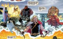 Marvel hé lộ thêm hai đội Avengers nữa, đến từ quá khứ và tương lai xa