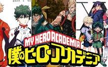 My Hero Academia: 10 tác phẩm tuyệt vời được vẽ theo phong cách anime khác nhau, cái nào cũng