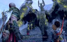 Kỷ lục thế giới 20 giây đánh bại Boss mạnh nhất God of War