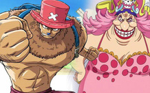 One Piece chapter 981: Big Mom nháy mắt đầy