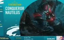 Không có MSI, Riot vẫn giới thiệu trang phục Nautilus Chinh Phục, doanh thu sẽ chia cho Team Flash và các đội tuyển khác