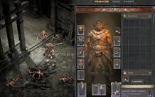 20 phút gameplay Barbarian, chiến binh vĩ đại của Diablo IV