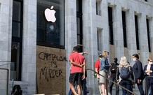 Apple Store trên khắp nước Mỹ thay đổi diện mạo