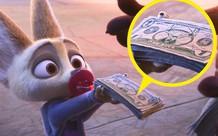 13 hình ảnh chứng minh phim hoạt hình Disney tỉ mỉ đến từng chi tiết