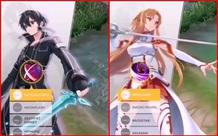 Liên Quân Mobile hợp tác Sword Art Online: Kirito và Asuna sở hữu kỹ năng của Allain và Butterfly