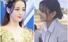 Sở hữu góc nghiêng giống hệt Địch Lệ Nhiệt Ba, hot girl 10x được cư dân mạng lũ lượt hỏi xin info