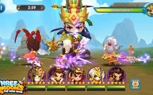 Game chiến thuật quốc tế Three Kingdoms: The New War tặng 300 VipCode