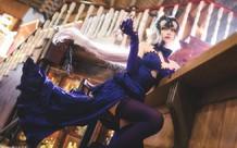 Mỹ nữ Fate/Grand Order khoe chân dài và nhan sắc vạn người mê trong loạt ảnh cosplay đẹp mắt
