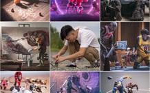 Thán phục với khả năng sáng tạo vô hạn của nhiếp ảnh gia, chụp mô hình đồ chơi thôi mà cũng phải lung linh như poster phim bom tấn