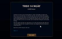 Riot Games thông báo về cuộc 'thanh trừng phá game' - Phát hiện feed quá nhiều là bị ban 14 ngày