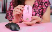 DareU EM901 Wireless: Chuột không dây siêu ngon, tiện lợi, đẹp ngất ngây mà giá chỉ hơn 500 nghìn