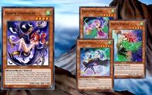 Nếu bạn nghĩ Harpie Lady của Mai trong Yu-Gi-Oh! yếu thì lầm rồi đấy, coi cách cao thủ sử dụng đây này