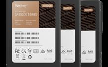 Synology ra mắt dòng sản phẩm SSD của mình để tối ưu hóa hiệu năng của thiết bị NAS
