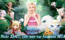 Siêu phẩm game nhập vai hành động Goddess MUA – Nụ Hôn Nữ Thần công bố ngày ra mắt