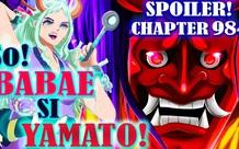 One Piece: Yamato sánh bước cùng Hiyori, con gái Oden hay Kaido mới là đệ nhất mỹ nhân Wano quốc?