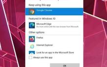 Người dùng tức điên với Microsoft, vì bị ép buộc cài đặt trình duyệt Edge thông qua cập nhật tự động của Windows 10
