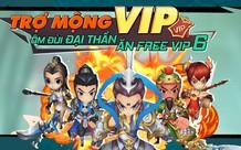 Tặng Free VIP 6 vĩnh viễn bảo sao game Kiếm Khách Ca Ca VTC được lòng game thủ