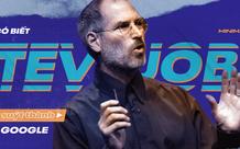 Bạn có biết Steve Jobs từng suýt thành CEO Google, từng tự tay tháo lắp iPhone cho