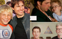 Sự thật đằng sau bức ảnh gây sốc Tom Cruise là ma cà rồng hack tuổi đỉnh cao, mặc kệ sao nhí biến thành lão ông