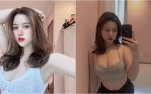 Da trắng mặt xinh thân hình dáng chuẩn, cô nàng hot girl Việt mới nổi khiến cộng đồng mạng xao xuyến