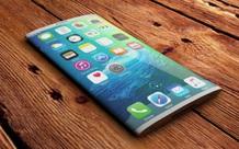 Lộ thiết kế iPhone cuộn tròn màn hình vô cực,