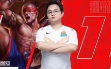 SofM đứng top 1 những pha xử lý đẳng cấp nhất tuần qua, Ban tổ chức LPL chỉ nhận xét ngắn gọn: Best Lee Sin