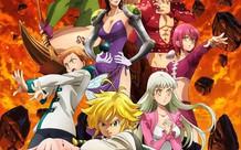 Sau nhiều trông đợi, phần cuối cùng của Nanatsu no Taizai sẽ ra mắt chính thức vào tháng 1 năm 2021