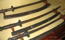 Chiêm ngưỡng các cổ kiếm cực lợi hại của Đại Việt: Sắc bén và đáng gờm chẳng kém gì katana Nhật Bản