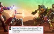 """Game thủ Việt """"lao vào combat"""" tranh cãi về bom tấn mới nhất của Marvel vì không biết là MOBA hay RPG"""