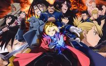 Những điều hấp dẫn không thể bỏ qua khi bạn là fan của Fullmetal Alchemist: Brotherhood phiên bản anime