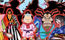 One Piece: Đánh ngã được cả Kaido nhưng tại sao Momonosuke vẫn chưa được Cửu Hồng Bao cứu?