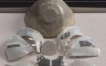 Khẩu trang hàng khủng số 1 thế giới: Giá 34 tỷ đồng, được nạm kín kim cương