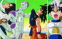 Dragon Ball: Mãn nhãn xem lại cuộc chiến giữa Frieza với Goku và nhóm chiến binh Z được tóm tắt qua tranh vẽ