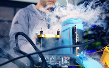 Vì sao người ta lại dùng nitơ lỏng để ép xung?