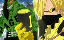 One Piece: Cùng nhau mất tích, phải chăng Sanji và Page One sẽ có màn tái đấu một mất một còn?