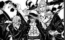 One Piece: Nếu Yamato gia nhập băng Mũ Rơm, Sanji liệu có xứng đáng nằm trong