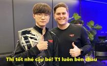 Fan Việt may mắn nhất quả đất: Bày tỏ tình yêu với T1, được đích thân Chủ tịch đội tuyển phản hồi, gửi lời chúc thi tốt